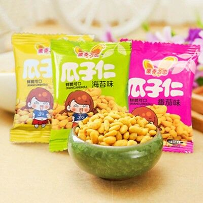 3 kind Taste Melon Seeds Snack Sunflower Seeds China Delicious Casual Food