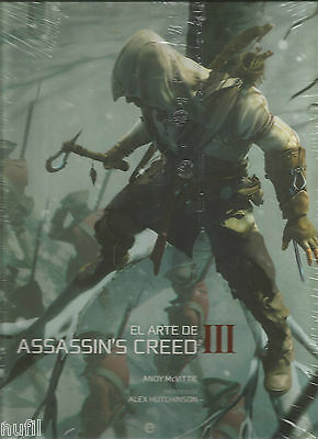 The Art of Assassin's Creed III - In Spanish