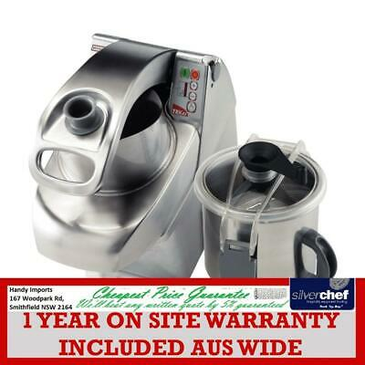 Dito Sama Combined cutter and vegetable slicer - 4.5 LT - VARIABLE SPEED - TR...