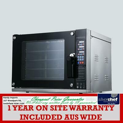 Electric convection combi oven - YXD-4A-C VALUE