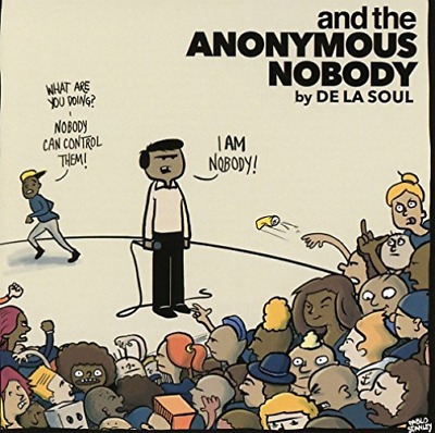 De La Soul-And The Anonymous Nobody  Cd New