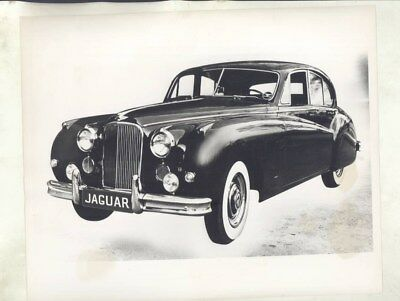 1954 1955 1956 Jaguar USA Mark VII ORIGINAL Factory Photograph wy4715