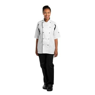 Le Chef Unisex Raglan Sleeve StayCool Jacket M BARGAIN