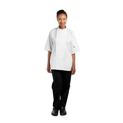 Le Chef Unisex Light Weight Chefs Jacket XXL BARGAIN