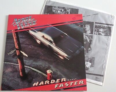 55A	April Wine	Harder...Faster	1 C 064-86 024	German LP OIS capitol 1979