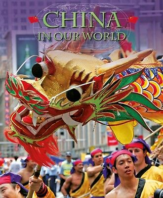 China (Countries in Our World) (Paperback), James, Oliver, 9781445118987