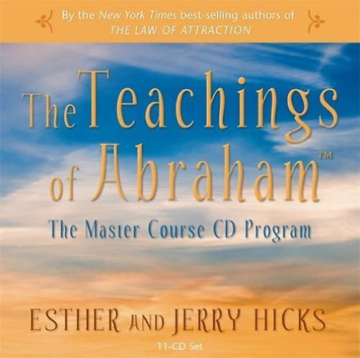 `Hicks, Esther/ Hicks, Jerry`-The Teachings Of Abraham  CD NEW