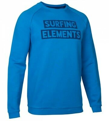 SURFING ELEMENTS Sweater ION stream blue