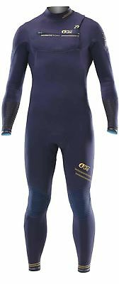 Picture Dome Wetsuit 4/3mm blue Naturalprene