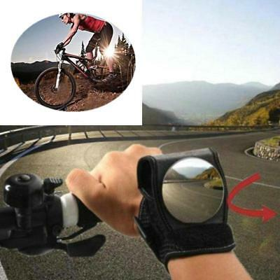 Riding Bicycle Wrist Band Reflex Back Rear View Mirror Bicycle Safety Accessorie