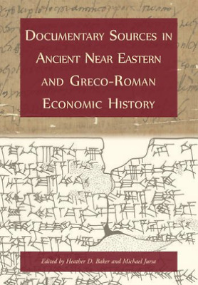 Heather D. Baker-Documentary Sources In Ancient Near  BOOK NEW