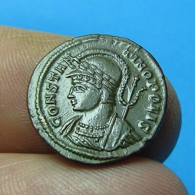 20. Great Constantinople Commemorative Roman coin