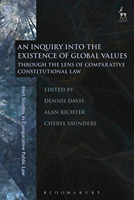 Davis Dennis-Inquiry Into The Existence Of Global Values  BOOKH NEW