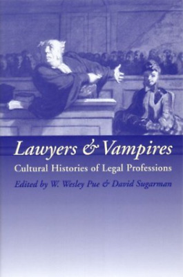 Pue W Wesley-Lawyers And Vampires  BOOKH NEW