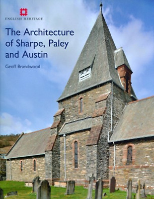 Brandwood-Architecture Of Sharpe Paley Austin  BOOK NEW