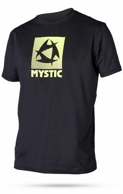 STAR Quickdry UV-Shirt Mystic Kurzarm black