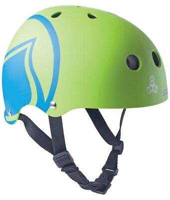 ICON Helm Liquid Force green/blue