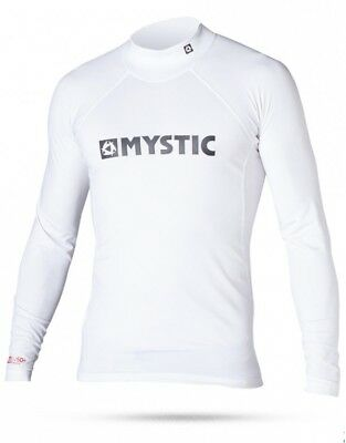STAR UV-Shirt Junior Mystic Langarm white