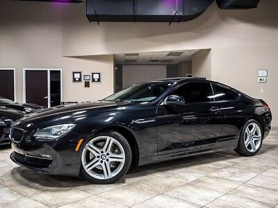 2012 BMW 6-Series Base Coupe 2-Door 2012 BMW 650I xDrive Coupe MSRP $91k+ Luxury Seating PKG JB4 Tune WOW