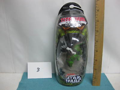 Star Wars action figure, sealed in package, Dewback with Stormtrooper, 2006
