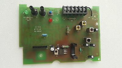 genie excelerator garage door opener sequencer circuit board (34018genie excelerator garage door opener sequencer circuit board (34018, 34019)