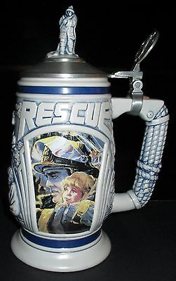 Avon Tribute To Rescue Workers Stein 1997