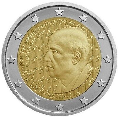 Greece - 2 Euro 120 years from the birth of Dimitri Mitropoulos