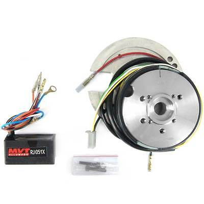 Ignition Electronics Mvt Premium23 Rotor Inner With Light Cpi Keeway