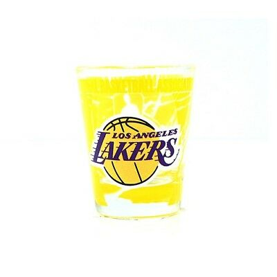 NBA LOS ANGELES Lakers Shooter Style Shot Glass -  5.99  f08e0ff16