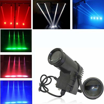 30W RGBW LED DMX512 Stage Lighting Pinspot Beam Spotlight 6CH DJ DISCO Party CN