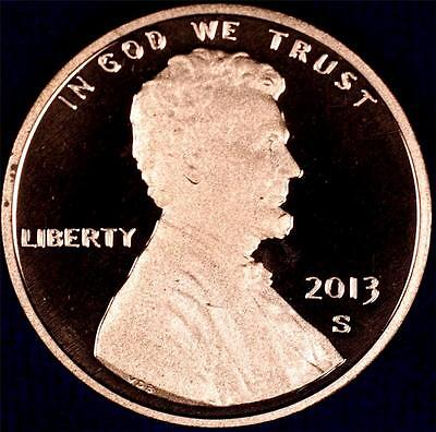 2013-S GEM Proof Lincoln Cent - Always Best Value @ CherrypickerCoins
