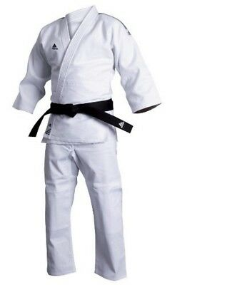 Adidas Judoanzug Training J500 Brilliant White 150 cm, j500