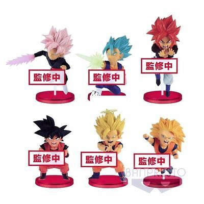 Banpresto Dragon Ball Z Super World Collectable Figure WCF Saiyans Bravery Vol 1
