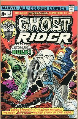 Ghost Rider (Vol. 1) #10 - FN
