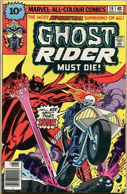 Ghost Rider (Vol. 1) #19 - FN-