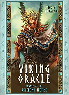 Viking Oracle Kit - Deck and Book!