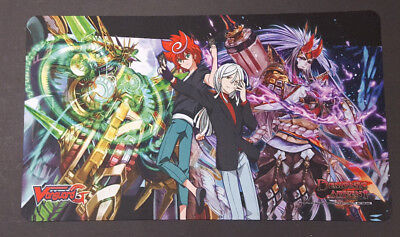 Cardfight Vanguard Playmat - G-BT11 Demonic Advent Play Mat - New Sealed