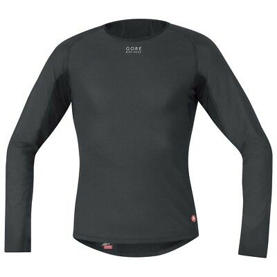 Gore Bike Wear Base Layer Windstopper Ls Thermo Ropa interior