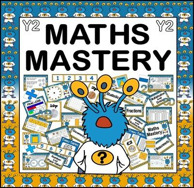 Cd Maths Mastery Teaching Resources For Year 2 Ks1 Numeracy Captain Conjecture