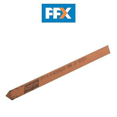 India INDFF114 FF114 Triangular File 100mm x 6mm - Fine
