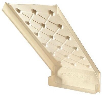 Durovent Rafter Air Vent with Built-In Baffle, 10 Count, 23-1/2 in. x 46 in.