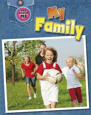 My Family (All About Me) (Paperback), Jenner, Caryn, 9781445129747