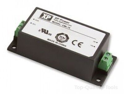 eml15us12-s-XP POWER - AC/DC Transformador, 15w, 12v, 1.25a