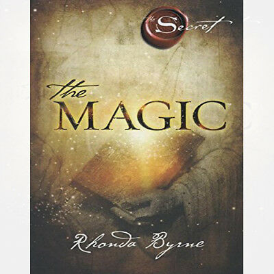 The Magic By Rhonda Byrne NEW BRAND UK