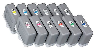 Original Tinte Canon iPF8300 iPF9400 / PFI-306 MBK PGY GY C M Y PC PM Cartridges