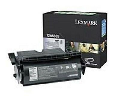 Original Toner Lexmark Optra T610 T612 T614 N / 12A5845 Cartridge High Capacity