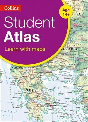 Collins Student Atlas (Collins Student Atlas) (Paperback), Collin...