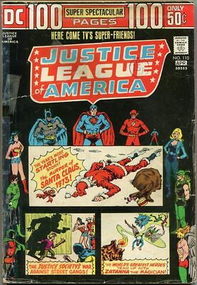 Justice League Of America #110 - FR