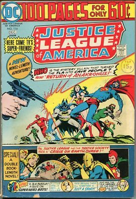 Justice League Of America #114 - VG
