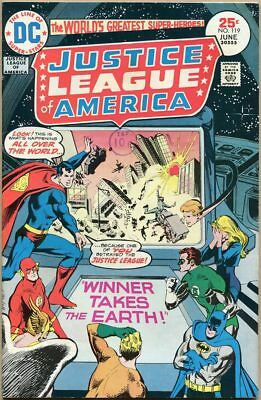 Justice League Of America #119 - FN+